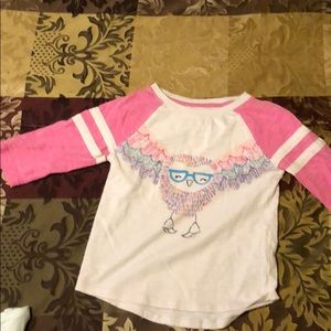 Cat & Jack Shirts & Tops - Cat & jack size xs 3/4 shirts